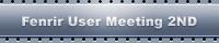 第2回フェンリルユーザーミーティング バナー