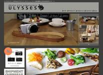 デジタルカメラケース通販ストラップ販売「ULYSSES」
