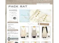 エプロンショップ 【pack rat】