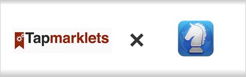 TapmarkletsとSleipnir Mobile を同時リリース!