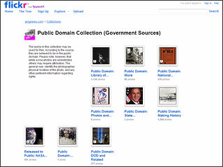Public Domain Collection (Government Sources)