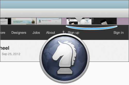 Sleipnir 3 for Mac
