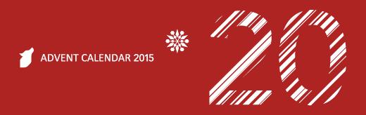 Fenrir Advent Calendar 2015