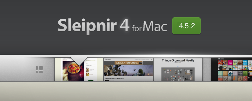 Sleipnir 4 for Mac